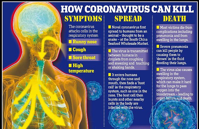 Coronavirus: Disturbing videos claim to show people collapsing in ...