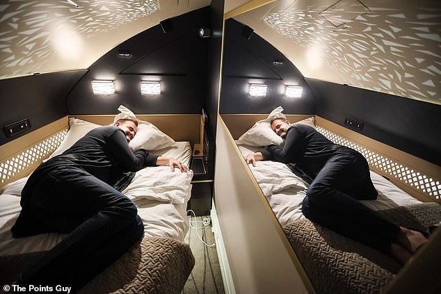 CEO and founder of The Points Guy, Brian Kelly, tested Etihad's The Residence
