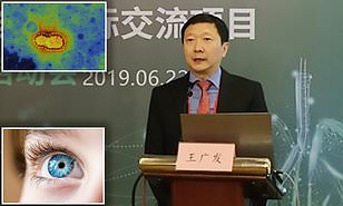 Killer coronavirus could be SPREAD through the EYES | Daily Mail ...