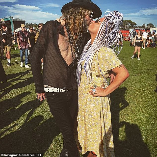 The mummy blogger makes no secret of the couple's relationship issues on social media