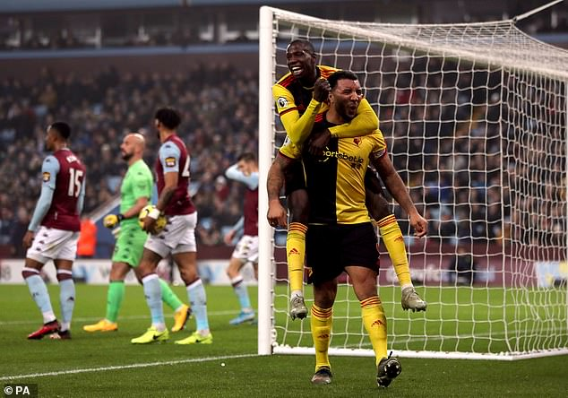 Watford averaged 1.5 goals per game as Nigel Pearson guided them off the bottom of the table