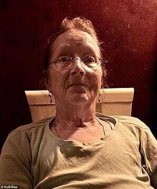 Barbara Heller, 76, was miraculously saved by crates full of fruits and vegetables which broke her fall on a Manhattan sidewalk on Friday