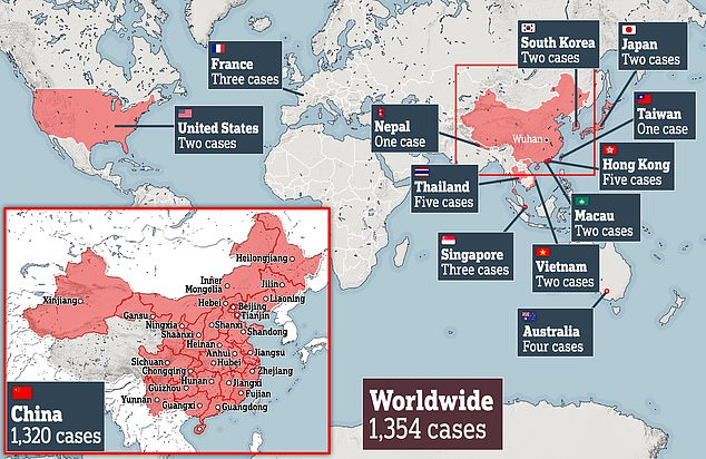 Coronavirus spreads in Australia: Four confirmed cases   Daily ...