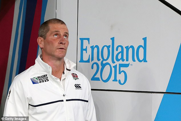 Stuart Lancaster made a similar mistake at England's disastrous 2015 World Cup on home soil