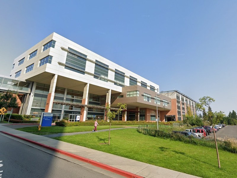 The Washington state patient who became the first recorded case of the new coronavirus in America is currently in isolation at Providence Regional Medical Center in Everett (pictured)