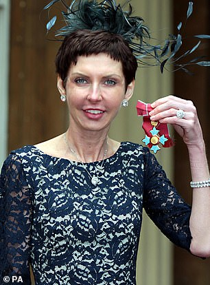 Denise Coates spotted the potential of the internet to turn her family's chain of betting shops into a global success 20 years ago
