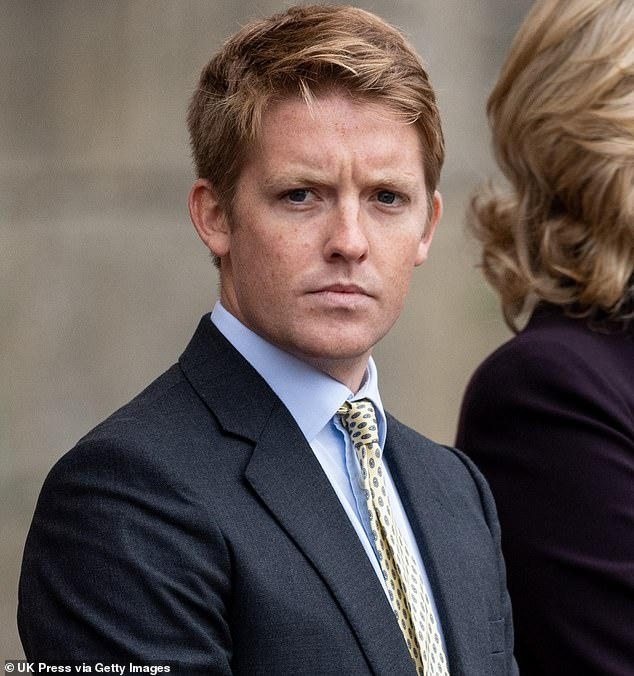 Billionaire Hugh Grosvenor, 28 — who owns more land than the Queen — inherited a fortune of £9.3billion after his father died