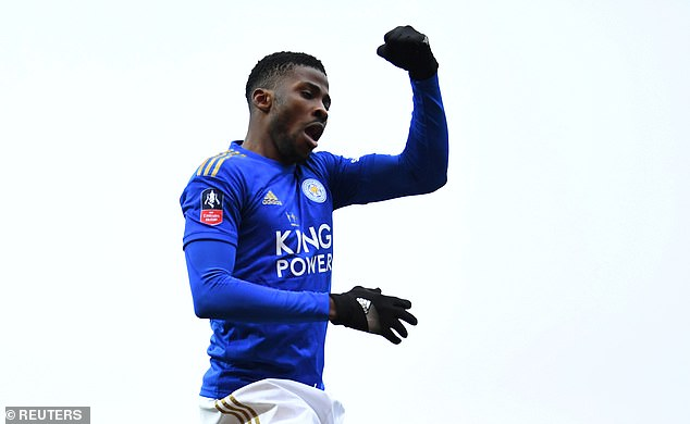 Leicester however qualified for the fifth round of the FA Cup thanks to Kelechi Iheanacho