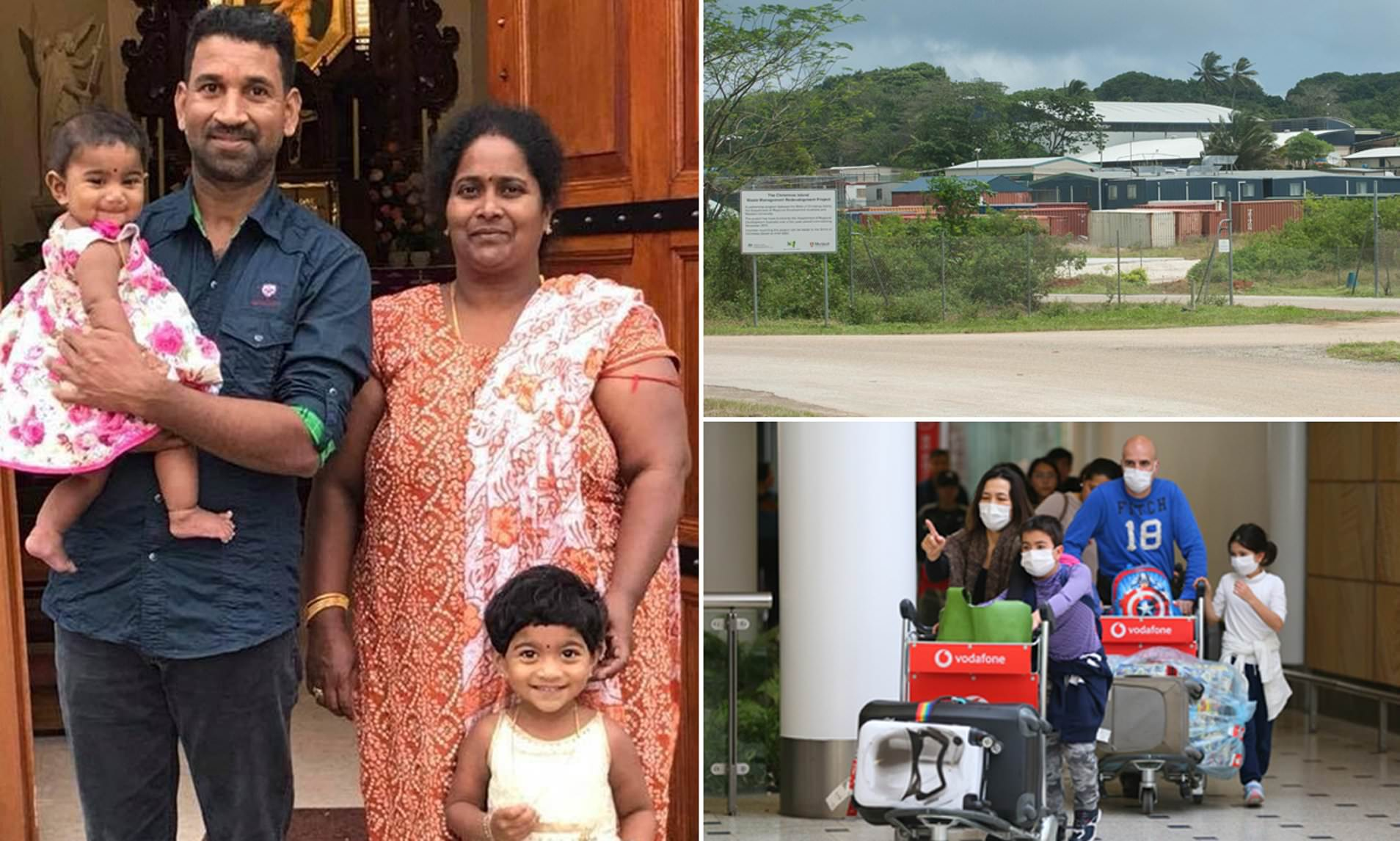Coronavirus fears for Tamil family as evacuees prepare to be ...