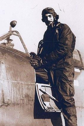 Hurricane pilot: Paul Farnes
