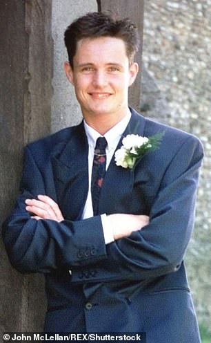 Now, Detective Chief Inspector Stephen Jennings has insisted that Mr Lubbock (pictured) was 'raped and murdered' and is to make an appeal for witnesses and two key pieces of missing evidence