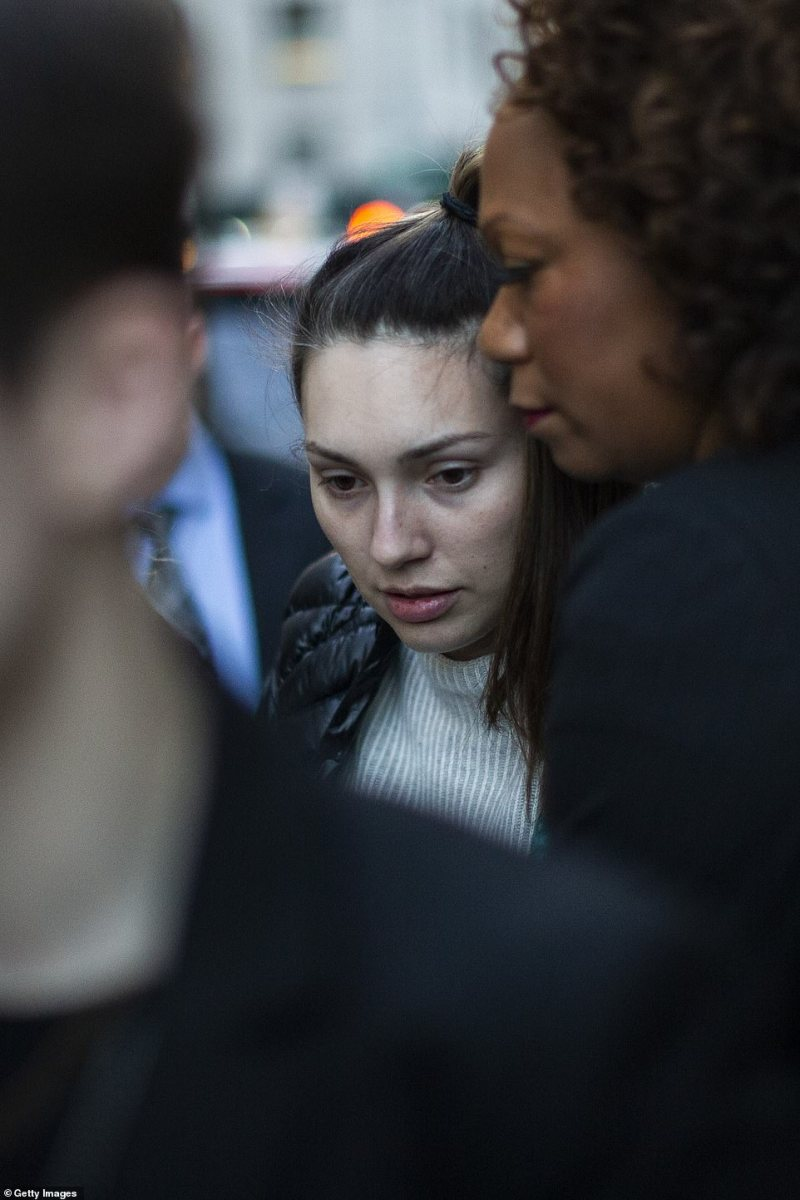 As she was being hammered on the witness stand, Weinstein appeared to fall asleep in court with his eyes closed and head nodding forward multiple times