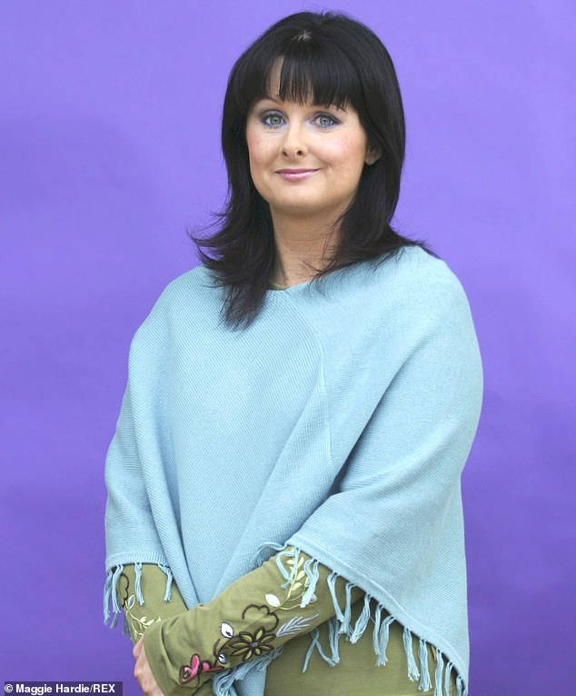 Irish author Marian Keyes (pictured), 56, has revealed that she only reads books written by women during an event at the Southbank Centre to promote her latest novel, Grown Ups