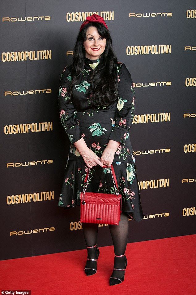 The author (pictured at the Cosmopolitan Awards in 2018) said that men's 'lives are so limited' that their literature 'just really can't match anything written by a woman'
