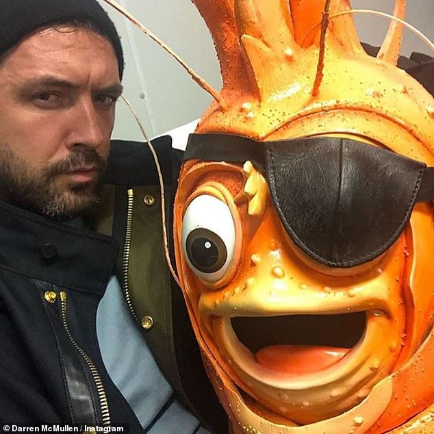 McMullen was seen on Australian screens late last year when he appeared as 'The Prawn' in the first season of the top-rating Masked Singer Australia. McMullen announced last month he was returning to The Voice, which he has previously hosted with Sonia Kruger and Faustina Agolley