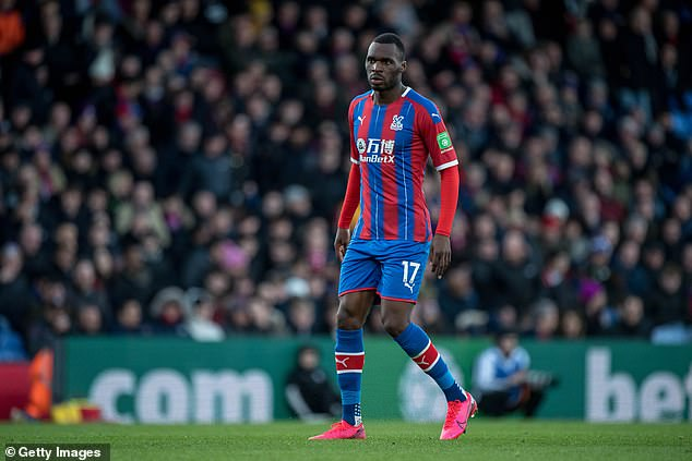Christian Benteke has only just come back from injury - now he has nearly two weeks off