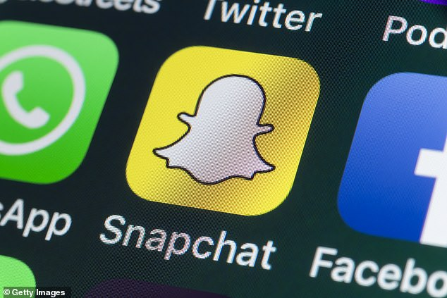 The smartphone app is used as an add-on to Snapchat and has been described as an 'open door' for bullies and sexual predators
