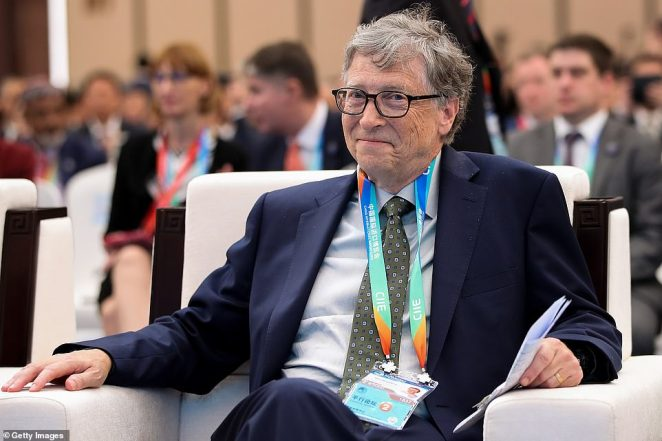 Bill Gates, 64, is known to regularly take vacations on board superyachts but this is first time he will own one