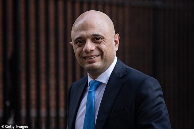 Chancellor Sajid Javid (pictured) has reportedly joined meetings of the Cobra emergency committee to discuss the crisis