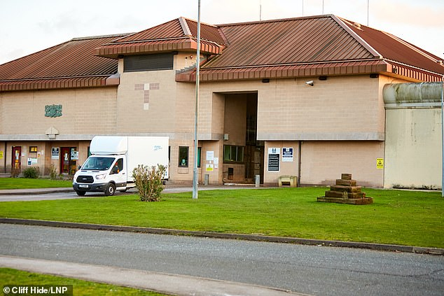 Results from Rumble and the other two potentially infected inmates at HMP Bullingdon in Oxfordshire are expected within 24 hours