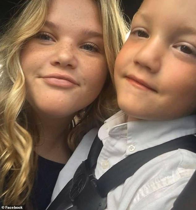 Tylee Ryan, 17, and Joshua 'JJ' Vallow, seven, were last seen in Idaho in September