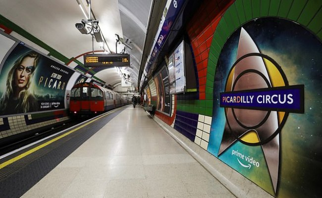 London Underground Could Become Hotbed Of Coronavirus