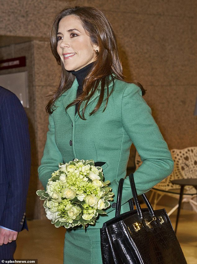 Crown Princess Mary of Denmark has said that she does not share autographs or photos with fans on the 'grounds of principle'