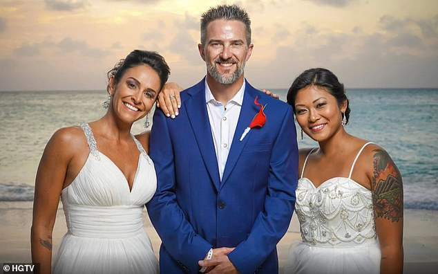 Goal: The threesome, who recently had a commitment ceremony in Aruba, were moving from Texas to Colorado and wanted a spacious home with a view