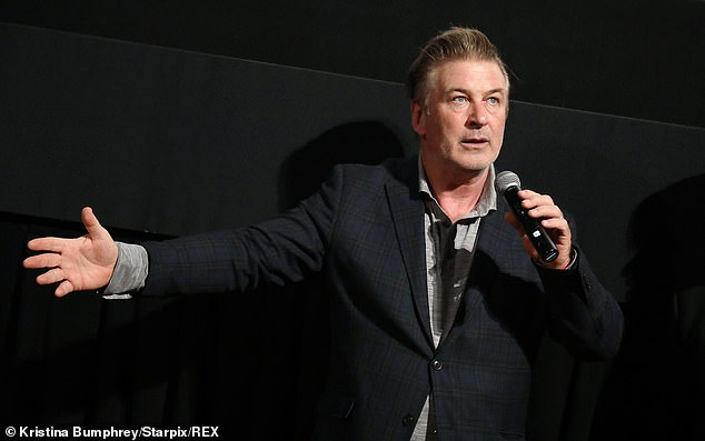 Alec Baldwin has compared to Donald Trump to Adolf Hitler in a scathing Twitter rant, warning the public to wake up before the president's 'fascist thinking' becomes the new normal