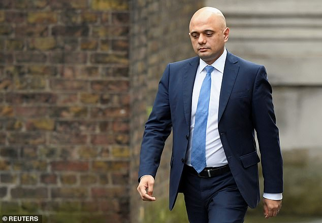 The shake-up saw Sajid Javid quit the government as he refused a demand from Dominic Cummings to sack all of his aides