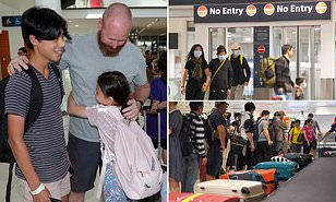 Australians evacuated from the coronavirus epicentre and taken to ...