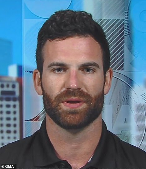 Corey LaJoie spoke on Tuesday about the crash