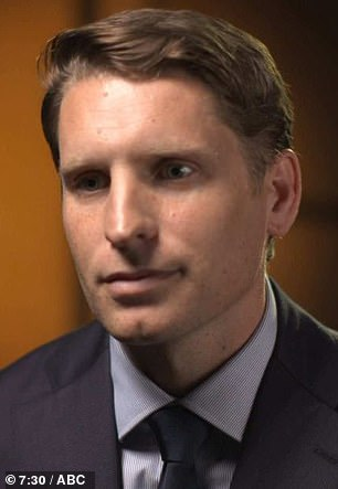 Warning: Andrew Hastie MP said TikTok could be a threat to national security