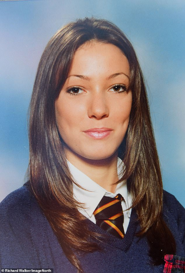 """ITV, to borrow its own word, """"enhanced"""" the psychological support it offered to contestants following the second Love Island suicide of Mike Thalassitis, 26, last year. Pictured: Sophie Gradon, aged 15"""