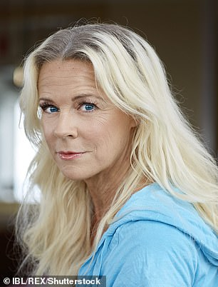 Malena Ernman has told of her daughter's struggle with autism and an eating disorder in a new book written by the Thunberg family. Singer Ms Ernman is pictured above
