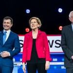 Warren accuses Bloomberg of pregnancy discrimination in jaw-dropping debate moment