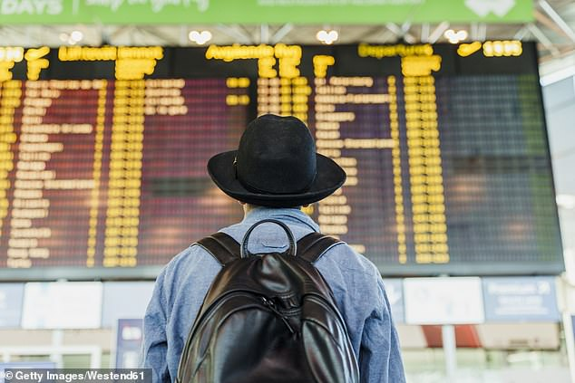 This isn't the first time passengers have called out fellow travellers online (stock image)