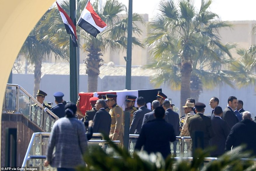 Despite remaining popular among older Egyptians who honoured his war efforts, Mubarak was ousted during Arab Spring protests by mostly-young revolutionaries in 2011