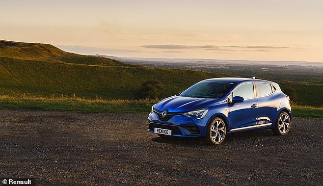 Junge Fahrer: Die durchschnittlichen Versicherungskosten für 17- bis 24-Jährige mit einem Renault Clio betragen £ 1.362