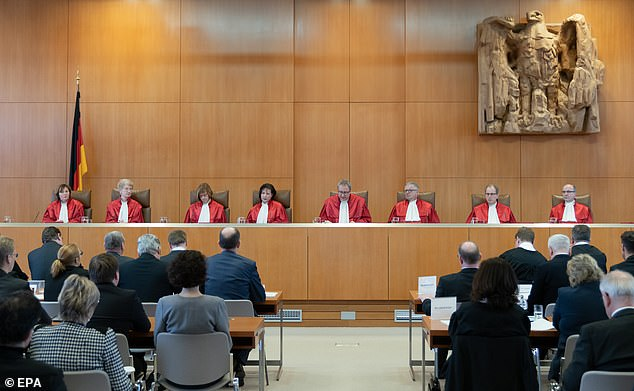 German lawmakers debated an earlier ruling that criminalised the 'commercial aiding and abetting of suicide'