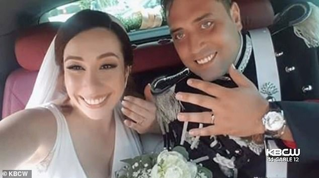 Mario Cerciello Rega, who had just returned to work from his honeymoon, suffered 11 stab wounds and later died in hospital from his injuries