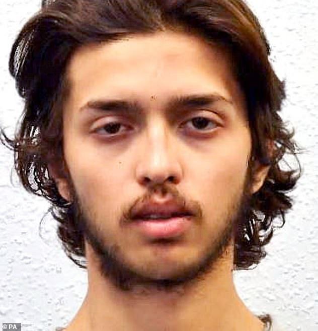 Streatham terrorist Sudesh Amman was killed after being shot in the neck and abdomen, an inquest has heard