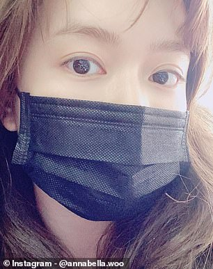 Hong Kong model Annabella Woo has been stranded in a village an hour drive from downtown Wuhan after the city went into lockdown last month to prevent the spread of the coronavirus