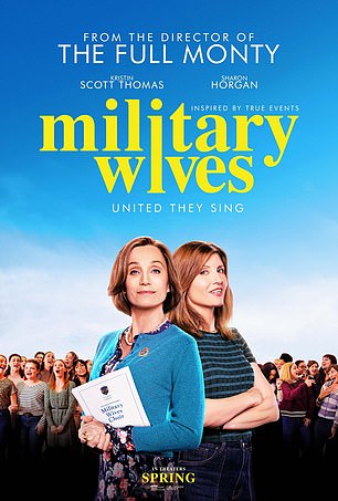 Military Wives opens Friday 6 March