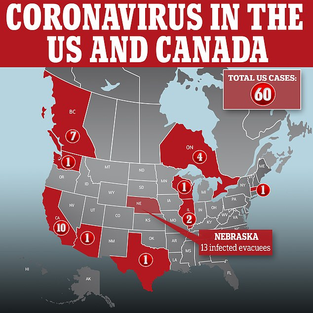 First U.S coronavirus diagnosis is reported with no connection to ...