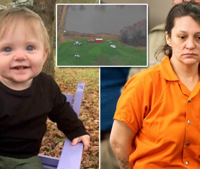 Police Searching Pond For  Month Old Evelyn Boswell Find