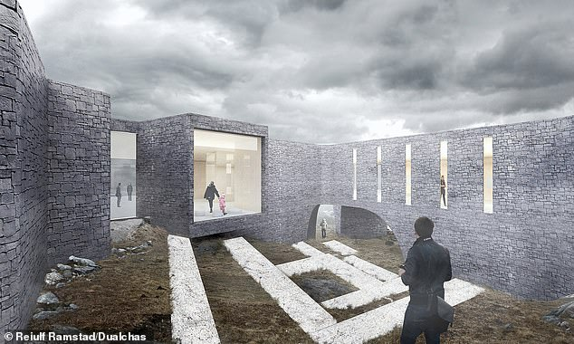 A £5.5 million visitor centre dedicated to the UNESCO World Heritage Site is set to open for tourists