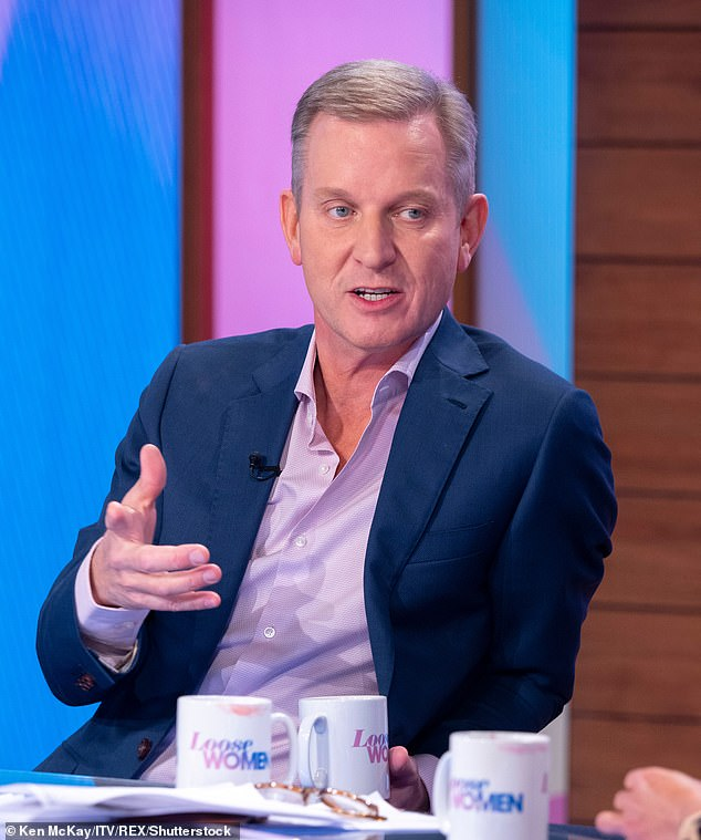 He's back!Jeremy Kyle has confirmed he will be returning to television soon, nine months after his chat show was axed following the suicide of one of its guests (pictured May 2019)