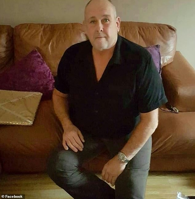 Sad: Steve took his own life a week after his Jeremy Kyle Show appearance, when he failed a lie detector test following claims of infidelity against his fiancee