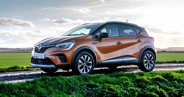 The new range, from £17,595, shares the same platform as its nippy Clio hatchback sibling